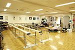リハビリ訓練室